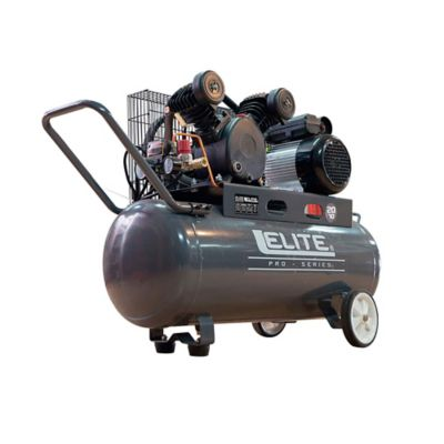 Compresor 2Hp 70 Litros 115 Psi 7.43 Cfm