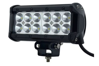Neblinero Led Rectangular x par/12 Led 36w c/u