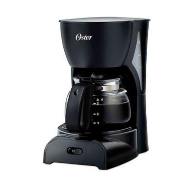 Cafetera 4 Tazas Negro BVSTDCDR5B