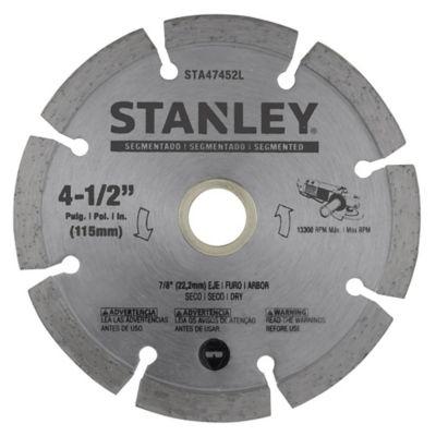 Disco Diamantado Segmentado 4Pg Stanley