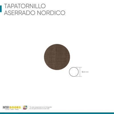 Tapa Tornillo Adhesivo-Aserrado Nórdico