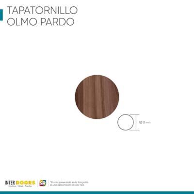 Tapa Tornillo Adhesivo-Olmo Pardo