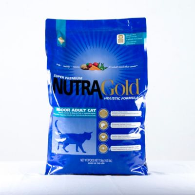 Nutra Gold Holistic Formulas Indoor Adult Cat
