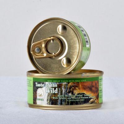 Taste Of The Wild Rocky Mountain Lata