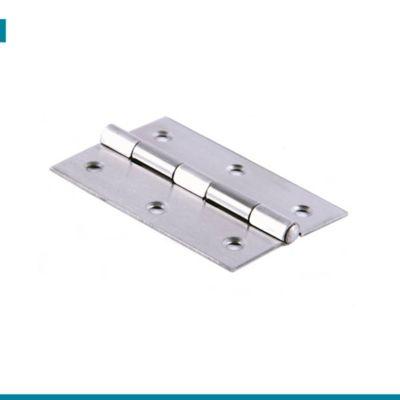 Bisagra Pta Acero Inox 2-1/2 X 1-3/4pulg 1.2mm