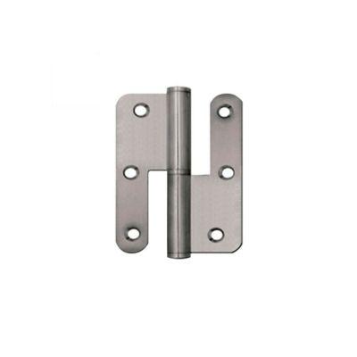 Bisagra Puerta Izq Acero Inox 3 X 3pulg 2mm