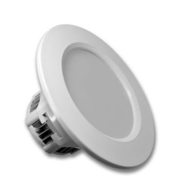 Bala de LED Integrado 320 Lúmenes 4w Luz Fría Blanca