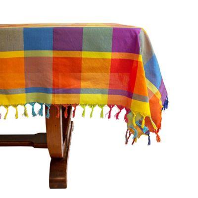 Mantel Cuadrado 150cm Multicolor