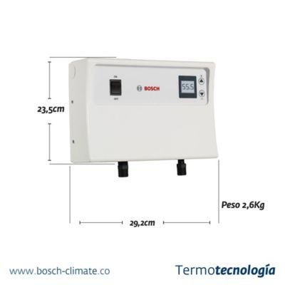 Calentador Electrónico Tronic 4000 C 220V 9.5Kw - Termo