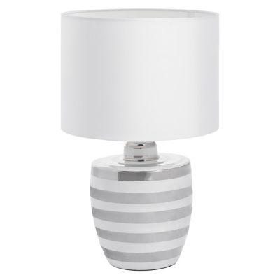 Lámpara de Mesa Mariana 1 Luz E27 Dorado
