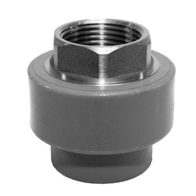 Adaptador pp hembra inserto metalico 20x1/2pul