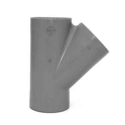 Yee polipropileno 40 mm (1 1/4pul)
