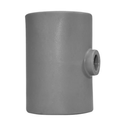 Tee red polipropileno 110x75mm (4pulx2 1/2pul)