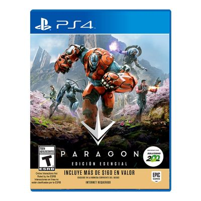 PS4 Paragon - Latam