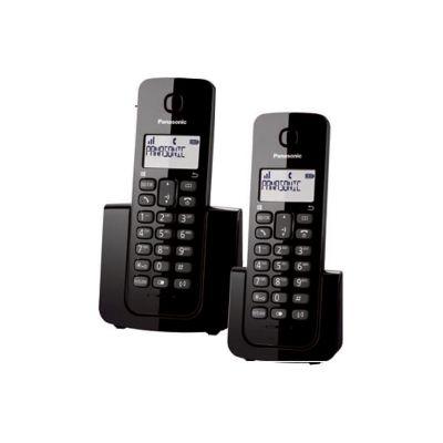 Telefono Inalambrico 2 Auriculares Panasonic