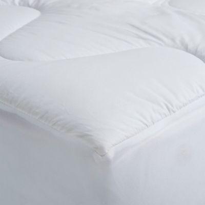 Protector para Colchón Algodón Extra Comfort King Blanco