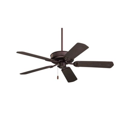 Ventilador Decorativo Sea Breeze 5 Aspas 132 cm Bronce