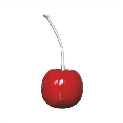 Fruta Cereza Pequeña 19.5 cm Rojo