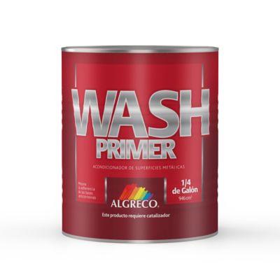 Wash Primer Algreco Componente A 1/4 Galón