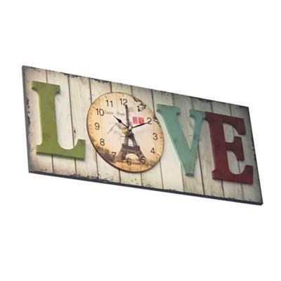 Reloj Home & Love