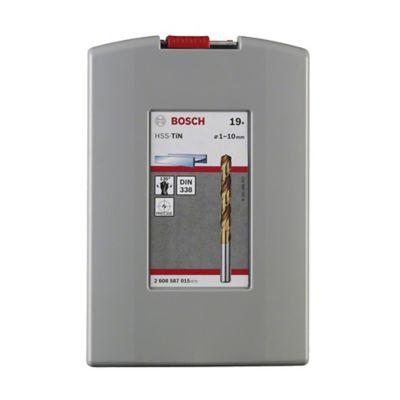 Broca Metal Hss-T 1-10 mm Caja Probox 19