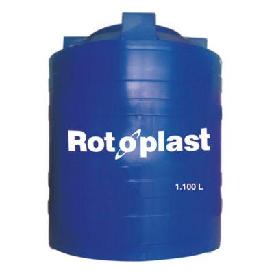 Tanque Botella de 1.100 Litros C.T. con Accesorios