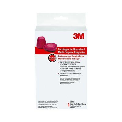 Cartucho Repuesto Respirador P100 60921
