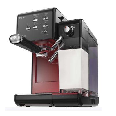 Cafetera Expresso Prima Latte oster  bvstem6701 Negra