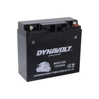 Bateria 20Ah Generador Diesel