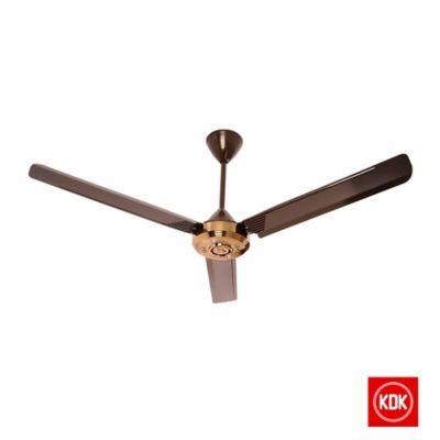 Ventilador Industrial 142 cm 7.946 cfm 3 Aspas 5 Velocidades Chocolate