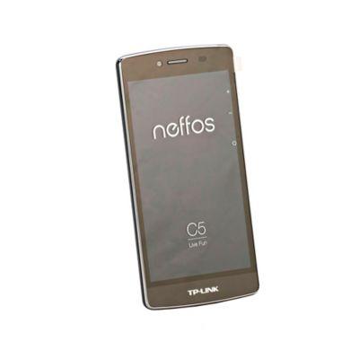 Celular Smartphone Neffos C5 Negro