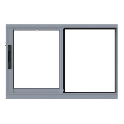 Ventana Aluminio 60x40 cm Bas 4mm