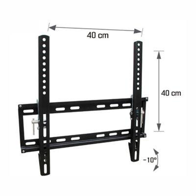 Soporte Ajustable para TV LED/LCD/Plasma de 32 hasta 55 Pulgadas Negro