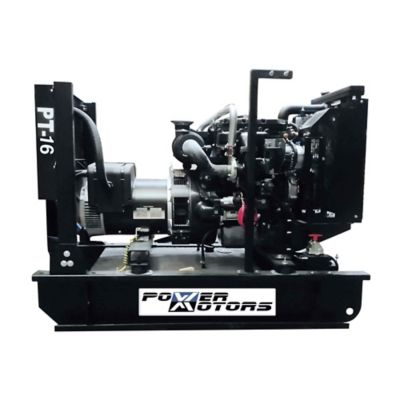 Generador Abierto Diesel 17Kva 127/220V
