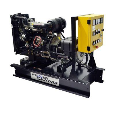 Generador Abierto Diesel 38Kva 127/220V