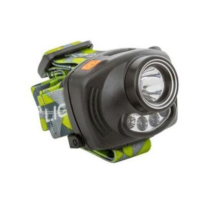 Linterna Minero Pilas Sensor