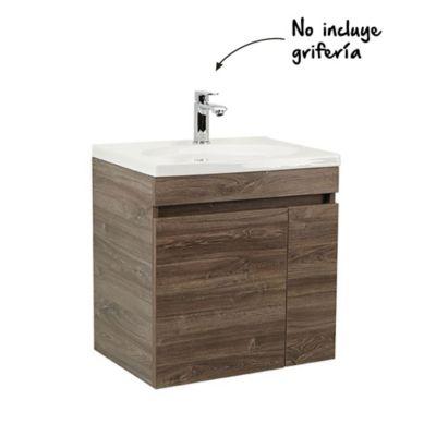Mueble de baño Mantra Siena 60 cm con lavamanos Pontus