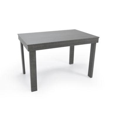Mesa para Comedor Napoli 76x120x76 cm en Madera Aglomerada Negra