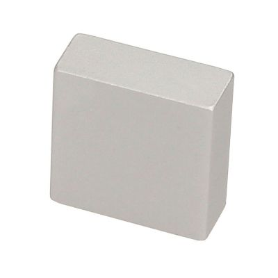 Botón Montecasino Aluminio 20X8 Mm