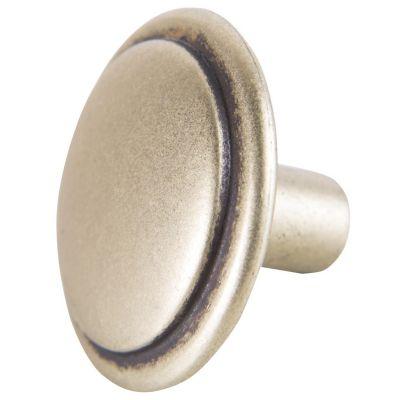 Botón Bacata Cobrizado 30 Mm