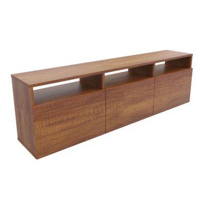 Mesa para TV Calella 160x50x31,6 cm Caramelo