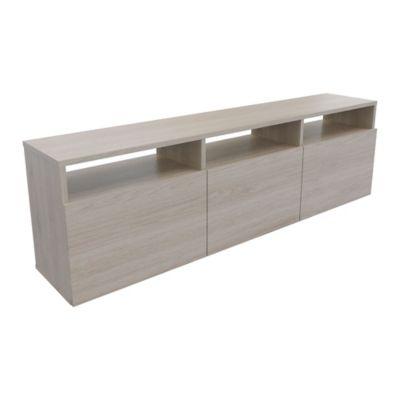 Mesa para TV Calella 160x50x31,6 cm Ceniza