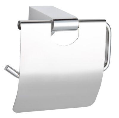 Porta papel con tapa dessin cromo