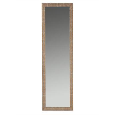 Espejo de Colgar Puntos 30x120 cm Cobre