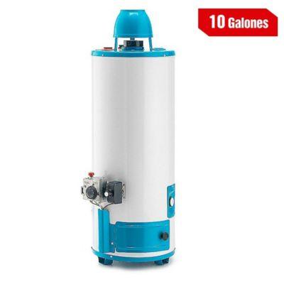 Calentador De Acumulación A Gas 10 Galones
