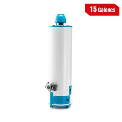 Calentador De Acumulación A Gas 15 Galones