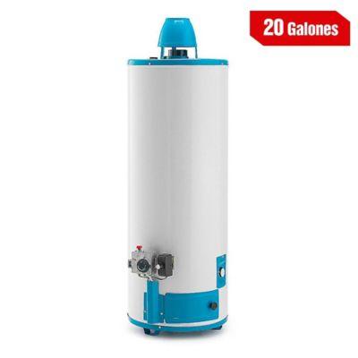 Calentador De Acumulación A Gas 20 Galones