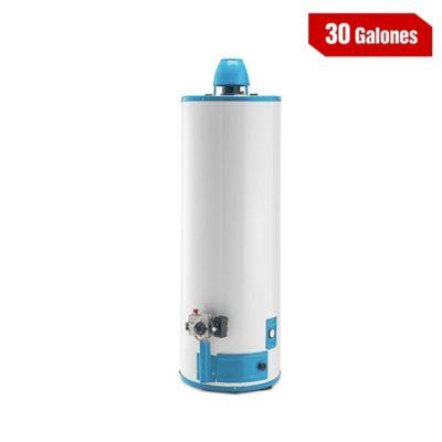 Calentador De Acumulación A Gas 30 Galones