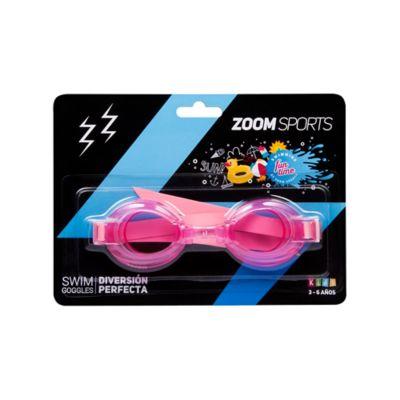 Gafas Natación Kids Rosada Zoom