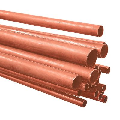 Tubo de Cobre Tipo L 1/4 Pg x 6m